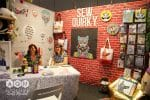 Sew Quirky Booth Amanda and Leanne Murray