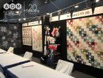 PK Fabrics Booth