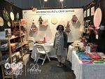 Verity King Winterwood Felt & Craft Supplies Booth