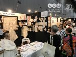 Hare's Nest Stitchery Booth AQM 2018