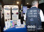 Readerest Magnetic Glasses Holders at AQM 2018
