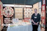 Lisa Cantley from Fig 'n Berry Creations at AQM 2018