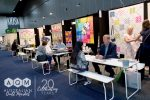 Two Green Zebras Booth at AQM 2018