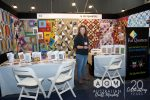 Leanne Noske from 16 Fat Quarters at AQM 2018