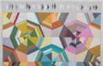 Jennifer Sampou Octagon Shimmer Quilt