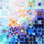 Sky Dawn Star Quilt by Jennifer Sampou AQM
