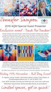 Jennifer Sampou Teach the Teacher Event